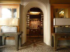 Lo shoowroom della #RiccardoBarthel a #Firenze