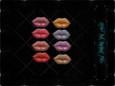 Instant Files Summer Lips ©DnZGraphic