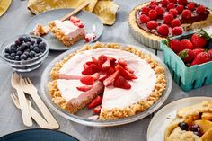 Strawberry Ice Cream Pie - Save-On-Foods