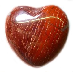 Metaphysical Gifts, Cards, Wrap and Crystals | Life Is A Gift Shop - Red Snakeskin Jasper Puffy Heart for new beginnings, love affairs, and good fortune., $12.00 (http://lifeisagiftshop.com/red-snakeskin-jasper-puffy-heart-for-new-beginnings-love-affairs-and-good-fortune/)