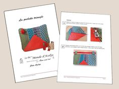 Triangle, Decoration, Diy, Bags, Google, World Animals, Clutch Bags, Haberdashery, Products