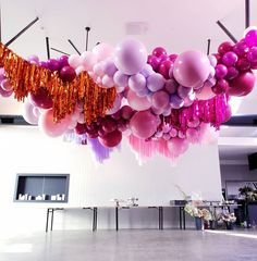 Balloons for All Occasions. Confetti Filled, Foil Numbers, Big Round Balloons, All Shapes & Sizes. Stylish Fun Party Balloon Shop with Worldwide Delivery Hanging Balloons, Balloon Backdrop, Balloon Garland, Balloon Decorations, Streamers, Birthday Decorations, Wedding Decorations, Balloons On Ceiling, Spring Decorations