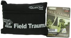 Adventure Medical Kits Tactical Field/Trauma with QuikClo...