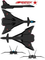 Firefox aircraft 2 by You are in the right place about Aircraft concept Here we offer you the most beautiful pictures about the Aircraft take off you are looking for. Spaceship Concept, Concept Cars, Military Jets, Military Aircraft, Fighter Aircraft, Fighter Jets, Experimental Aircraft, Sci Fi Ships, Aircraft Design