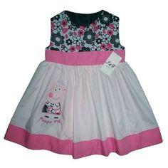 Vestidos Niña Marca Iancarol - Bs. 4.800,00 en MercadoLibre