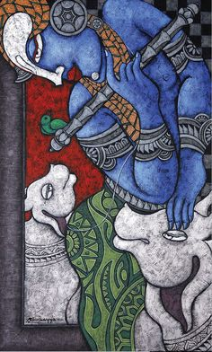 MyIndianArt is one of the best place to buy exclusive Indian Art, sculpture, traditional art, etc. Pichwai Paintings, Indian Art Paintings, Original Paintings, Acrylic Paintings, Kalamkari Painting, Madhubani Painting, Ganesha Painting, Buddha Painting, Krishna Art