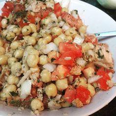Tuna Recipes, Salad Recipes, Vegan Recipes, Snack Recipes, Delicious Recipes, Spanish Kitchen, Pasta Salad, Macaroni And Cheese, Veggies