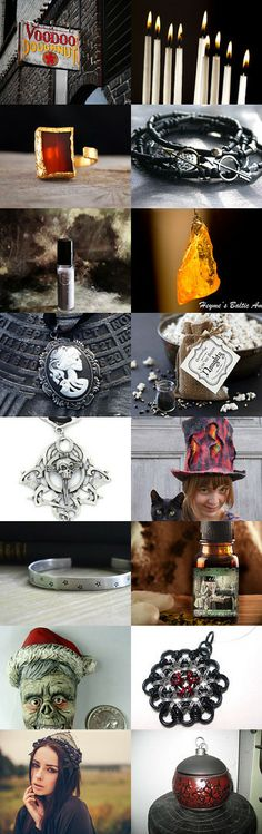 I'm not the one who's so far away  by Jen B. on Etsy--Pinned with TreasuryPin.com #gothic #christmas #giftguide #giftsforher #etsy #handmade