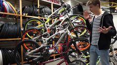 Велосипед для чайников с Антоном Степановым #8 - геометрия рам для XC, 4...