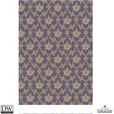 SLIPPER PURPLE  [Cole-81-14060] Cole and Son Since 1875 | DesignerWallcoverings.com | Luxury Wallpaper | @DW_LosAngeles | #Custom #Wallpaper #Wallcovering #Interiors