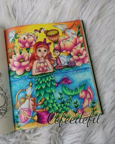 Markova, Cecile, Colouring, Enchanted, Celebrations, Palette, Fairy, My Favorite Things, Instagram