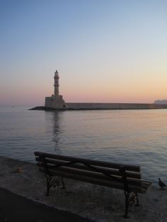 #Sunrise #Chania #Crete