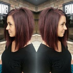 Love this cut and color by full metal jaxon.
