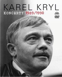 Koncerty Karel Kryl 1989 / 1990 na DVD