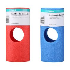 Pool Noodle Connector | Kmart 24 Hour Delivery, Kinds Of Shapes, Play Equipment, Pool Noodles, Xmas Ideas, Friends In Love