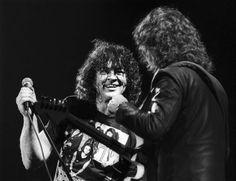Ian Gillan & Ritchie Blackmore