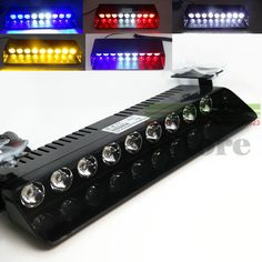 9W LED Windshield Warning Light Viper Car Flashing Strobe Lightbar Police Lights Truck Beacons Emergency Signal lamp♦️ SMS - F A S H I O N  http://www.sms.hr/products/9w-led-windshield-warning-light-viper-car-flashing-strobe-lightbar-police-lights-truck-beacons-emergency-signal-lamp/ US $21.00