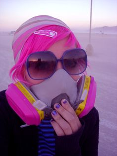 Article with some good tips: Living It Up At Burning Man www.galadarling.com