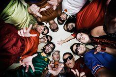Los de abajo - The friendliest band ever