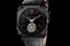 10 montres & un coussin - Bulgari Octofinissimo Tourbillon - lesoir.be