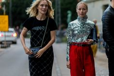 Sokak Stili: 2017 İlkbahar/Yaz Kopenhag Moda Haftası