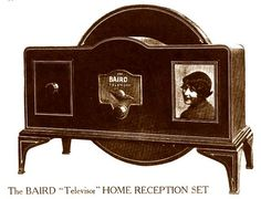 When televisions were still a luxury, high-tech item, designers wanted to make them look as crazily futuristic and beautiful as possible. Here are some of the most bizarre and breathtaking television sets that ever existed. Vintage Tv, Vintage Antiques, Radios, Vintage Appliances, Television Set, Antique Radio, Transistor Radio, Found Object Art, Old Tv