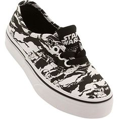 Vans Kids Authentic Star Wars Dark Side Storm Trooper Camo Sneakers Shoes *** Additional info @ http://www.amazon.com/gp/product/B00YQ7VFM0/?tag=lizloveshoes-20&cd=240716224143
