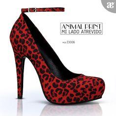 Y tú ¿ya tienes tu lado atrevido? #moda #animalprint