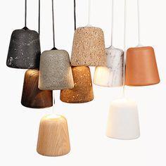 Pendant Lamps by Noergaard & Kechayas for Nevvvorks | MONOQI #bestofdesign #lighting