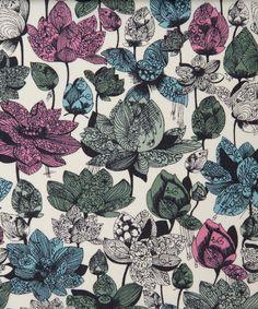 Liberty Art Fabrics Asaka D Tana Lawn