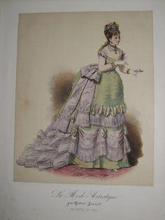 La Mode Artistique 1873