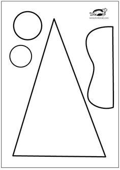 Make a Santa Paper Plate | krokotak