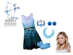 A fashion look from April 2017 featuring swing dresses, canvas shoes and beading necklaces. Browse and shop related looks. Neutrogena, Henri Bendel, Swing Dress, Converse, Fashion Looks, Gucci, Chic, Polyvore, Blue