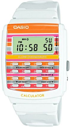 Zegarek damski Casio LDF-40-7A - sklep internetowy www.zegarek.net