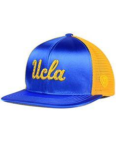 UCLA Bruins Top of the World NCAA Women's Big Satin Snapb... https://www.amazon.com/dp/B01I2HMJB0/ref=cm_sw_r_pi_dp_ro7GxbHAZSYKB