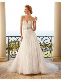 Casablanca 2053 Wedding Dress