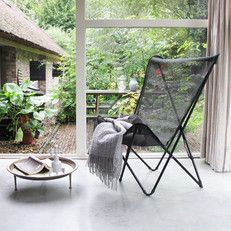 Lafuma Pop Up Chair High Back Chairs 11 Meilleures Images Du Tableau Chaise Armchair Butterfly Antiek Bijzettafeltje Schroefpootjes Chaises Table Petite Maison Pliante D