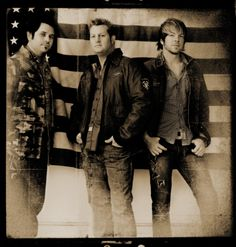 Tomorrow night at the Comcast Center. Rascal Flatts. Country Music Fest. American Band Tour. Gonna be killer.