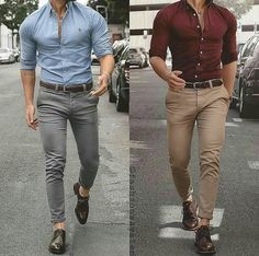 Beautiful outfit for men cc: @ gentlemenscrate casual outfits for men in 20 Formal Dresses For Men, Formal Men Outfit, Formal Shirts For Men, Stylish Mens Fashion, Stylish Mens Outfits, Mens Fashion Suits, Fashion Edgy, Fashion Hair, Cheap Fashion