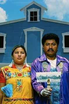 """Mexican-American Gothic"" by Santiago Forero. 