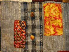 「チクチクちく展覧会」1/24から はじまりました! 3の画像:にいがた銀花 +チクチクちく針仕事の会