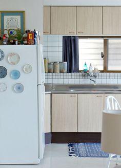 The Best Renters Hacks: Rental Kitchen Ideas. Blogger HomeRental  DecoratingDecorating ...