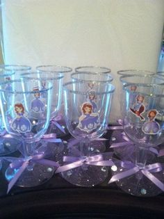 Image result for sofia the first centerpieces