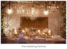 Elegant wedding - champagne and white for an sophisticated wedding at #theAshfordEstate photos by www.theweddingcentral.com