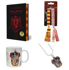 With Love for Books: Harry Potter Gryffindor Book, Bracelet, Mug & Neck...