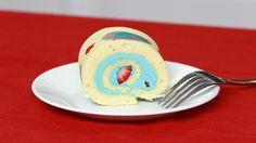 Hearthstone roll cake! Nerdy nummies :)