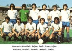 1975/76 Hajduk Split
