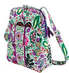4386ee4e4e83 15 Best Vera Bradley backpack for 6th grade images