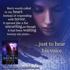 Discover The Healing Edge paranormal romance series! amzn.com/B018UV2EYA