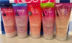 Bath and Body Works Shimmer Bomb